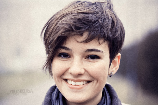 Pixie Cuts For Round Faces – 25 Oustanding Collections Regarding Most Recent Pixie Haircuts For Round Face (View 25 of 25)