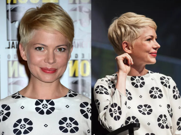 Pixie Haircut: The Best Hairstyles At The Moment – Haircuts For Most Up To Date Michelle Williams Pixie Haircuts (View 22 of 25)
