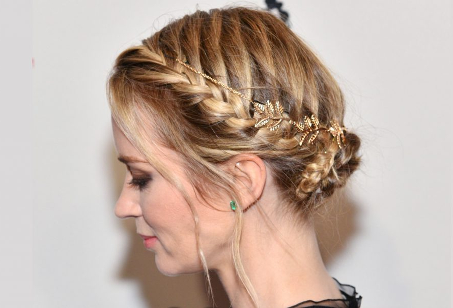 Plait Hairstyles To Take Straight To Your Hairdresser's This throughout Newest Solo Braid Hairstyles
