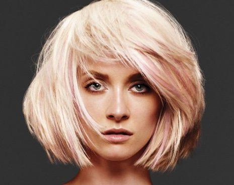 Platinum Blonde Fine Straight Hair In Voluminous Bob Throughout Voluminous Bob Hairstyles (View 12 of 25)