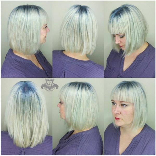 Platinum Blonde Hair Color Sarasota – Sarasota Bradenton Regarding Most Popular Long Undercut Hairstyles With Shadow Root (View 9 of 25)