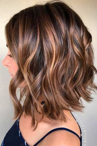 Popular Hairstyles For Different Length Hair - Fashion intended for Mid-Length Beach Waves Hairstyles