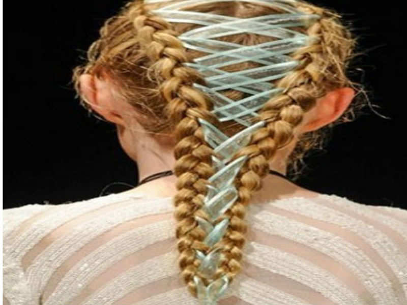 Ribbon: Corset Braids – Times Of India Pertaining To Most Up To Date Corset Braid Hairstyles (View 13 of 25)