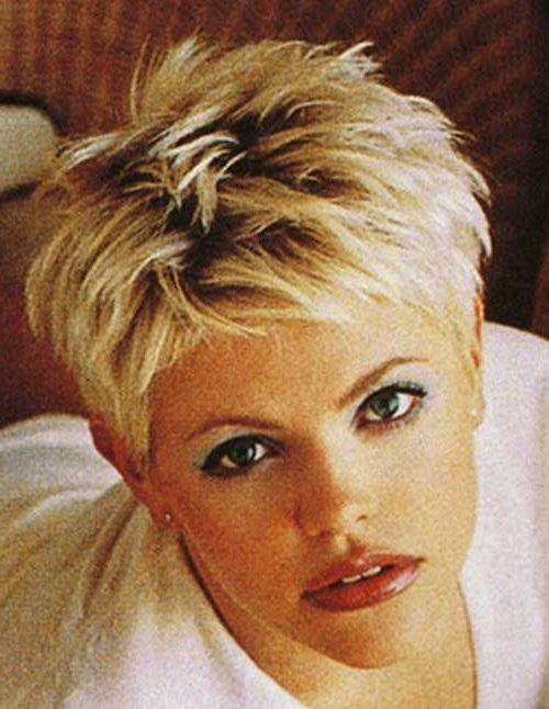 Sassy Pixie Haircuts   Short Spiky Hairstyles, Celebrity In Most Recently Sassy Short Pixie Haircuts With Bangs (View 2 of 25)