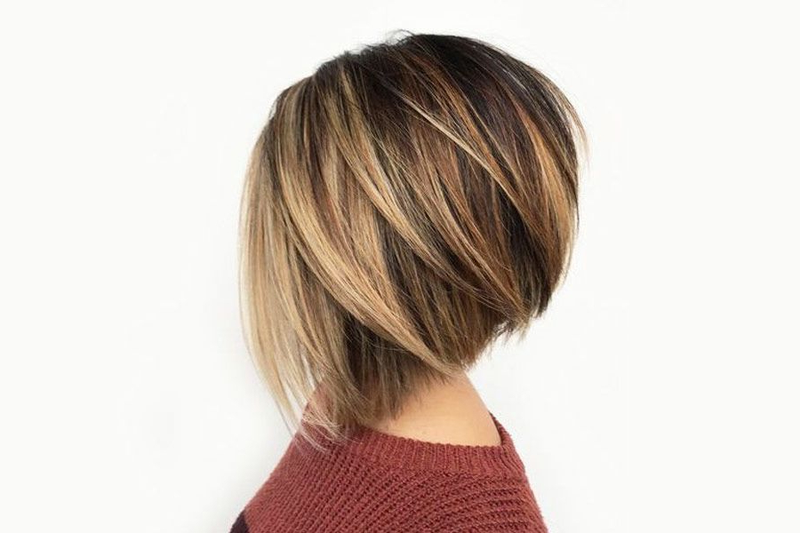 Several Ways Of Pulling Off An Inverted Bob | Lovehairstyles With Razor Bob Haircuts With Highlights (View 18 of 25)