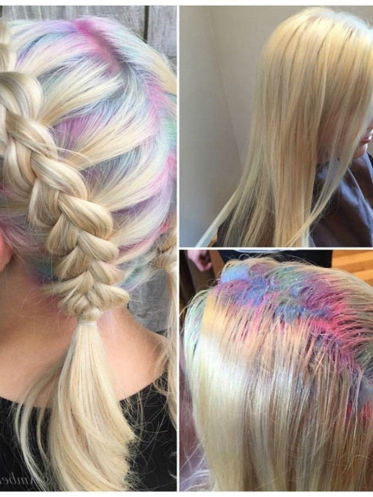 """Shadow Roots"""" Is The New Hair Color Trend To Watch 