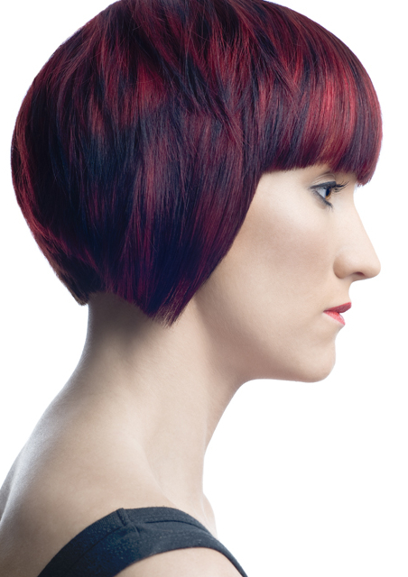 Short, Bowl Cut Hairstyle For Red Hair | Hairstyles | Hair Inside Most Popular Pageboy Maroon Red Pixie Haircuts (View 19 of 25)