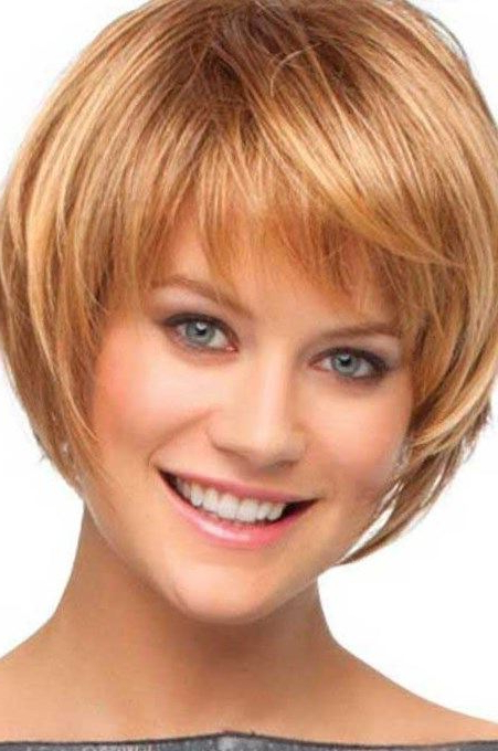 Short Layered Bob Hairstyles 2019 Pictures With A Very Short Layered Bob Hairstyles (View 23 of 25)
