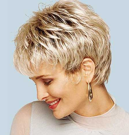 Short Pixie Hairstyles For Thick Hair   Find Your Perfect For Most Popular Short Layered Pixie Haircuts (View 13 of 25)