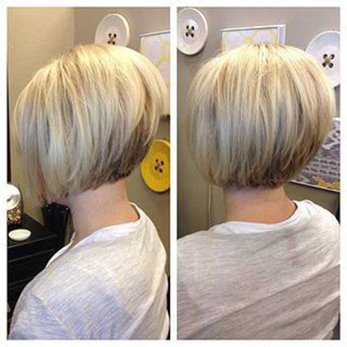 Short Stacked Bob – Bob Hairstyles Intended For Short Stacked Bob Hairstyles (View 12 of 25)