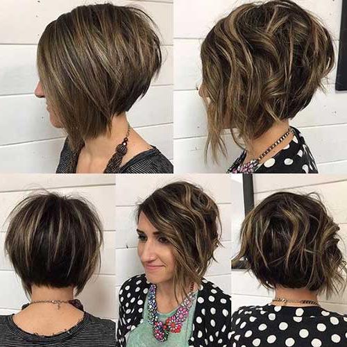Short Stacked Bob Haircut | Alexandraindries With Short Stacked Bob Hairstyles (View 16 of 25)