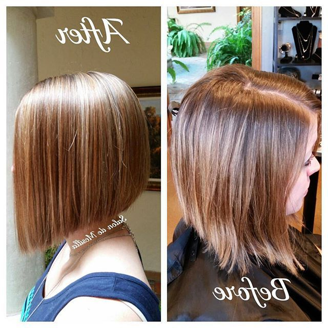 Short Straight A Line Bob Hairstyle For Women | Bob Intended For A Line Bob Hairstyles (View 7 of 25)
