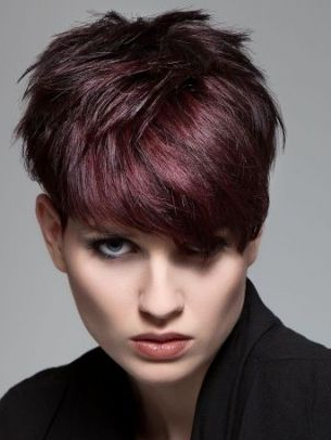 Should I Cut Or Should I Grow? That Is The Question With Newest Pageboy Maroon Red Pixie Haircuts (View 10 of 25)