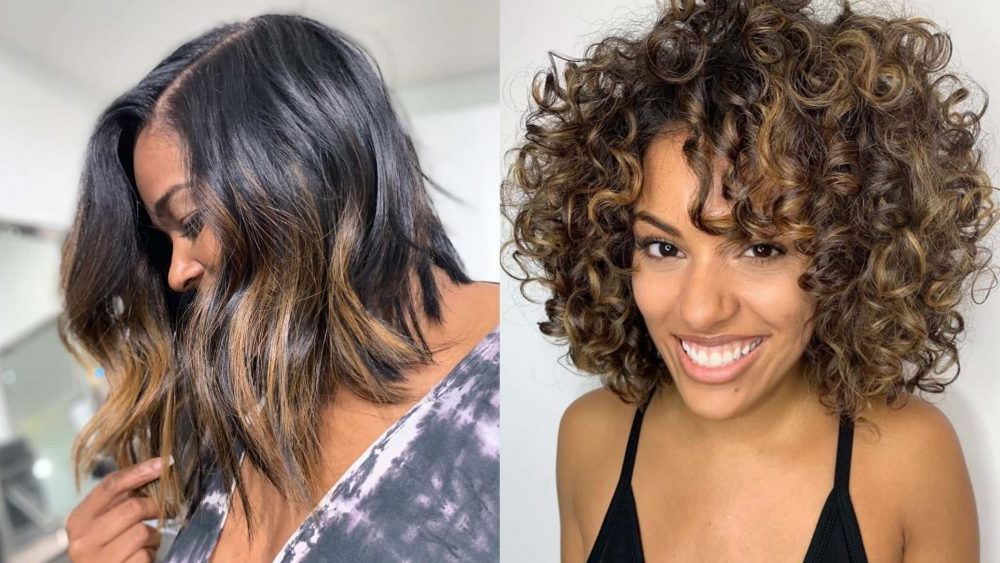 Stunning Bob Hairstyles For Black Women   Stylesrant Intended For Shiny Strands Blunt Bob Hairstyles (View 9 of 25)