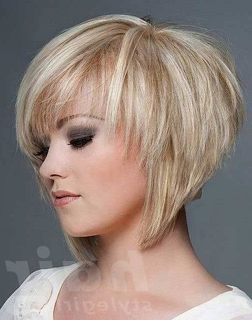 Stylish And Perfect Layered Bob Hairstyles For Women | Hair Regarding A Very Short Layered Bob Hairstyles (View 13 of 25)