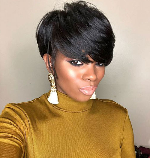 Sweet And Sexy Pixie Hairstyles For Women – Crazyforus Inside 2018 Sassy Short Pixie Haircuts With Bangs (View 14 of 25)