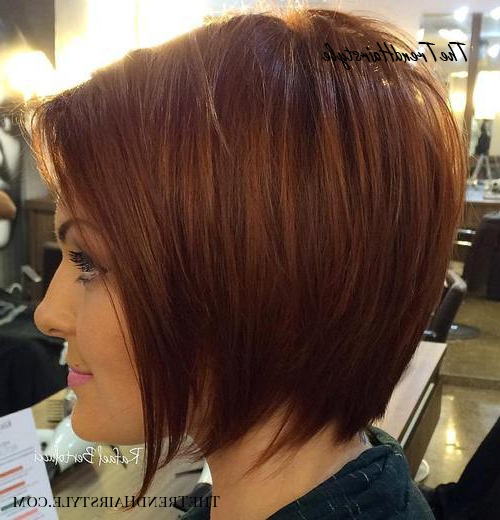Textured Wavy Mid Length Cut – 60 Best Bob Hairstyles For Throughout Shiny Strands Blunt Bob Hairstyles (View 11 of 25)