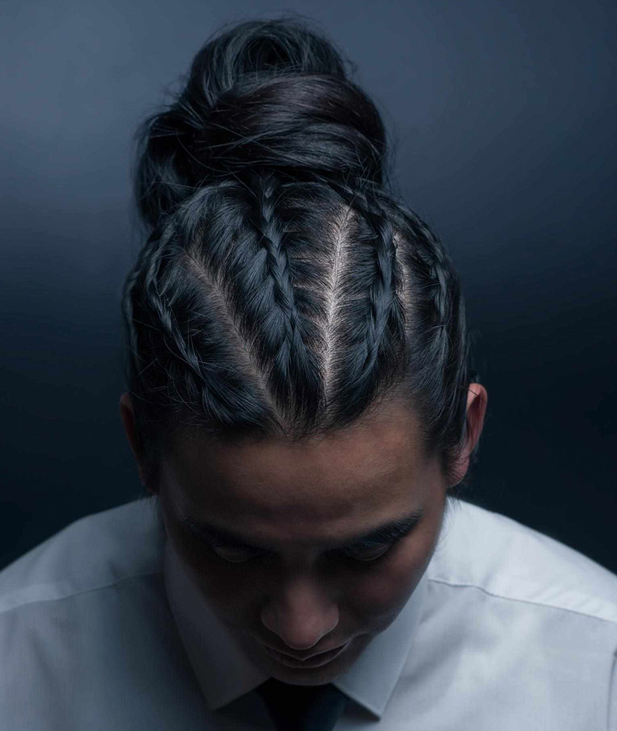 The Best Braid Hairstyles For Men 2020   Fashionbeans Inside Best And Newest Solo Braid Hairstyles (View 12 of 25)