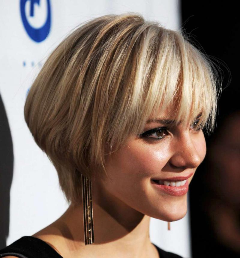 The Best Inverted Bob Hairstyles For A Short And Medium Hair Intended For Voluminous Bob Hairstyles (View 19 of 25)