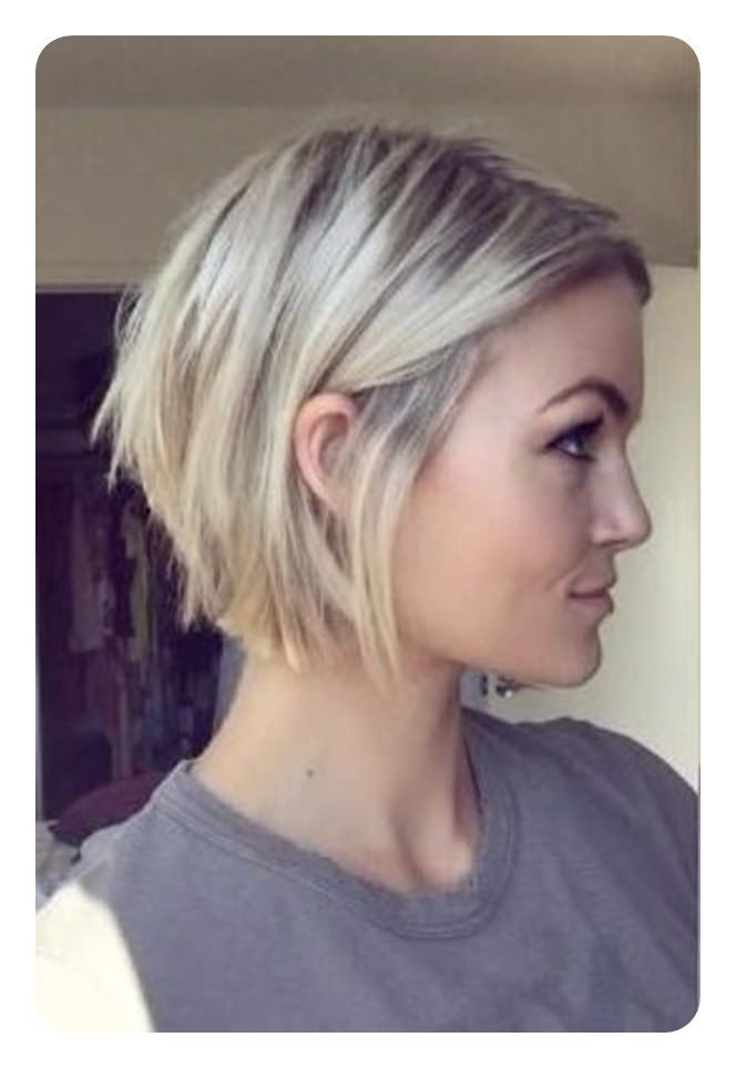 The Bob Cut Craze: 88 Ways To Vamp Your Inverted Bob With Super Short Inverted Bob Hairstyles (View 24 of 25)