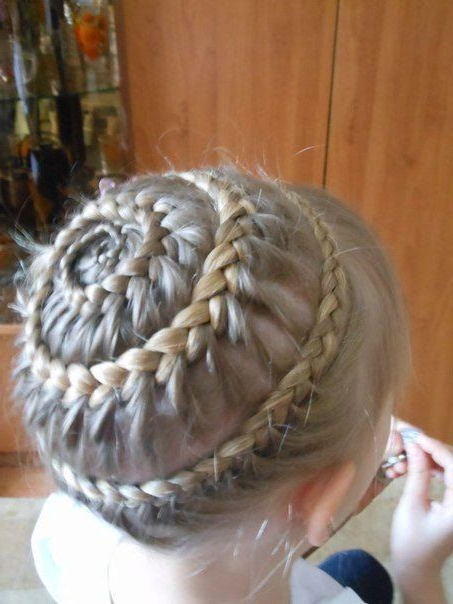 The Spiral Braid! Images And Video Tutorials! | Spiral Braid Regarding Most Recent Loose Spiral Braid Hairstyles (View 3 of 25)
