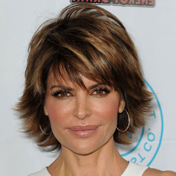 These Short Hairstyles Flatter At Any Age In Short Feathered Bob Crop Hairstyles (View 11 of 25)