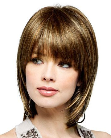 """Toni 2366 Fringe: 3.5"""" Crown: 8.8"""" Nape: 4.75"""" Weight:  (View 14 of 25)"""
