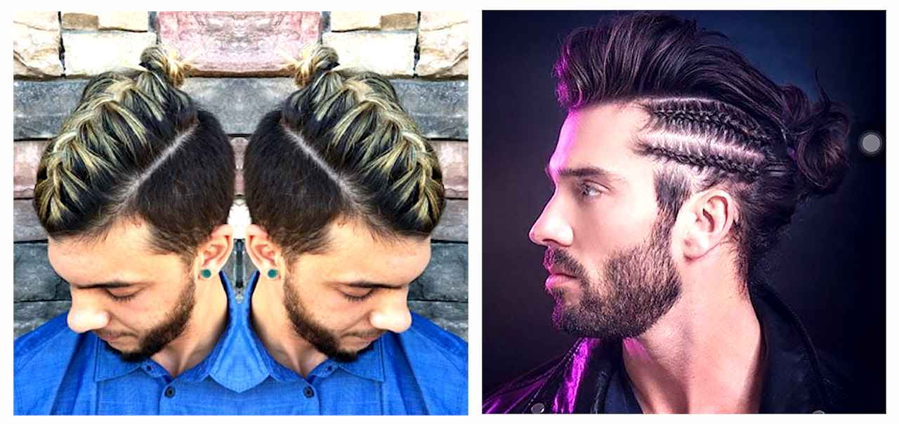 Top 25 Cool Braid Hairstyles For Men | Best Braids For Guys Within Recent Modern Braided Top Knot Hairstyles (View 8 of 25)