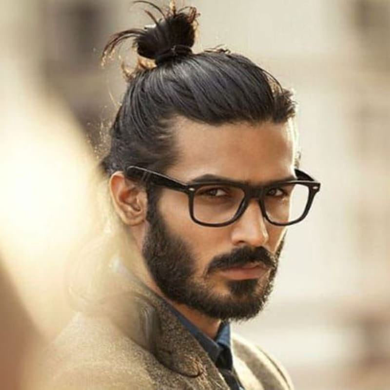 Top 75+ Man Bun Hairstyles For The Modern Day Guy Within Best And Newest Modern Braided Top Knot Hairstyles (View 24 of 25)