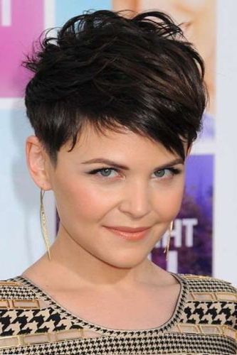 Top 9 Pixie Hairstyles For Round Faces | Styles At Life Pertaining To Best And Newest Pixie Haircuts For Round Face (View 6 of 25)