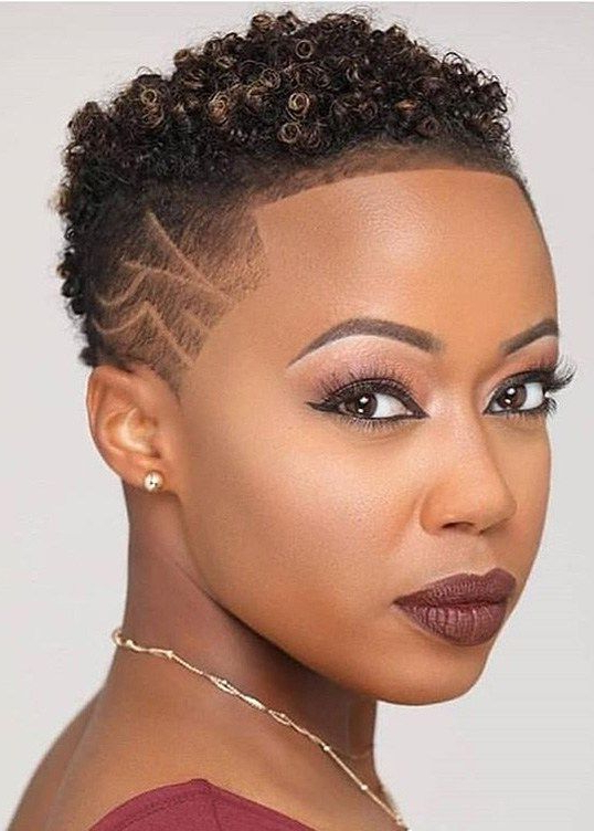 Top Short Hairstyles For Black Women 2019 To 2020 | Natural Throughout Most Up To Date Perfect Pixie Haircuts For Black Women (View 3 of 25)