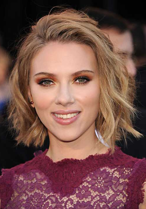 Tousled Hairstyles For Short Hair – Women Hairstyles Pertaining To Texturized Tousled Bob Hairstyles (View 16 of 25)