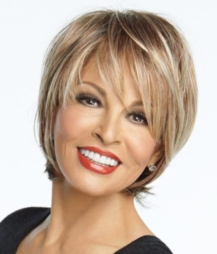 Which Hairstyles Look Exceptional On Older Women? – Fabulous Intended For Youthful Bob Hairstyles (View 15 of 25)