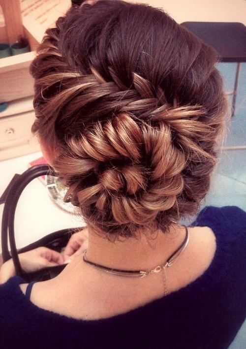 """Wish I Knew How To Do That   """"her Hair Was A Glory Of Pertaining To Most Popular Halo Braid Hairstyles With Long Tendrils (View 5 of 26)"""