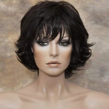 Pin On Hair Inside Most Recent Oblique Feathered Bangs And A Pixie Cut Hairstyles (View 5 of 25)