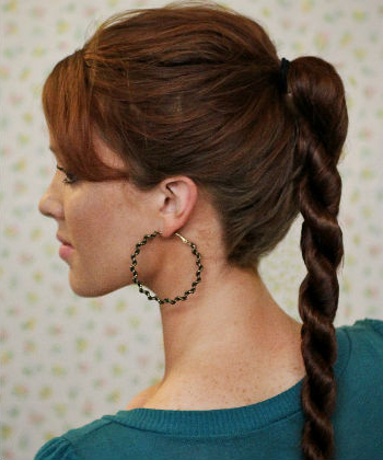 10 Braided Styles For Summer With 2020 Rope Half Braid Hairstyles (View 6 of 25)