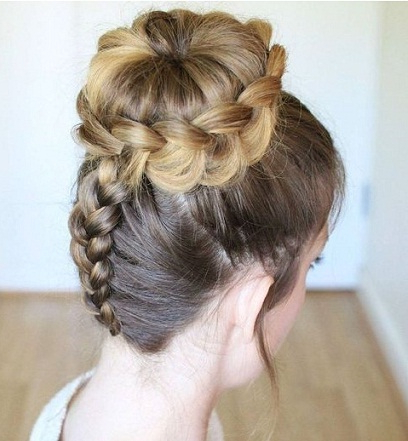 15 Best Dutch Braid Hairstyles To Keep You Trendy In 2019 With Regard To Most Recent Five Dutch Braid Ponytail Hairstyles (View 7 of 25)
