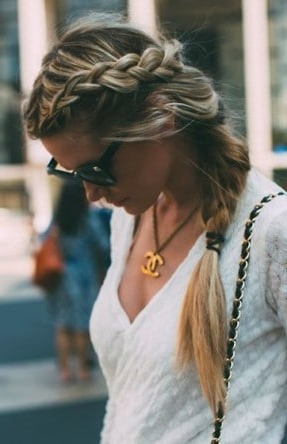 20 Fresh Ideas For A Side Braid Hairstyle (With Pictures) Intended For Newest Pancaked Side Braid Hairstyles (View 4 of 25)
