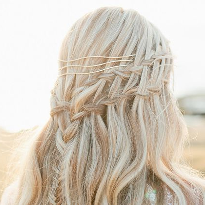 25 Amazing Braids Ideas For Special Occasion | Braids For With Regard To 2020 Double Braided Single Fishtail Braid Hairstyles (View 13 of 25)