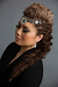 30 Braided Mohawk Styles That Turn Heads With Most Recently Pouf Braided Mohawk Hairstyles (View 15 of 25)
