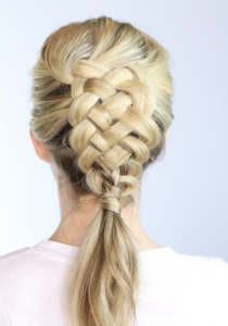 40 Different Types Of Braids For Hairstyle Junkies And Gurus Regarding Current Five Dutch Braid Ponytail Hairstyles (View 12 of 25)