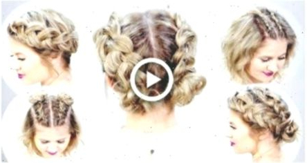 Featured Photo of Five Dutch Braid Ponytail Hairstyles