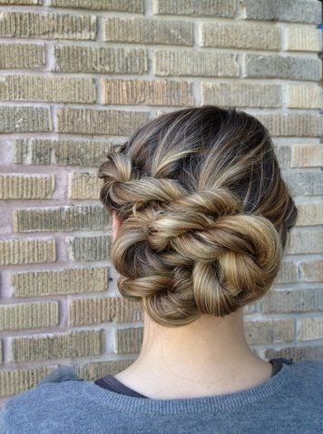 5 Glowing Rope Braid Hairstyles – Pretty Designs For Most Recent Rope Half Braid Hairstyles (View 12 of 25)