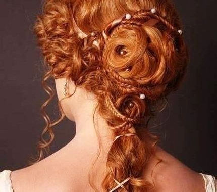 50 Celtic Knot Braid Hairstyle Ideas 2019   Renaissance For Current Knotted Braided Updo Hairstyles (View 7 of 25)