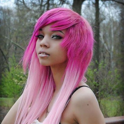 573 Best Pastel Goth ? Images On Pinterest | Pastel Goth With Regard To 2020 Light Pink Semi Crown Braid Hairstyles (View 17 of 25)