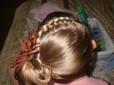 A French Braid On It'S Side   French Braid, Girl Hairdos Throughout Best And Newest Pancaked Side Braid Hairstyles (View 19 of 25)