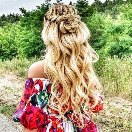 Absolutely Stunning @Hair By Zolotaya ??   Haute Hair Inside Latest Hippie Braid Headband Hairstyles (View 14 of 25)