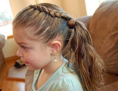 All Things Snapbandz: Dutch Braid Pony Intended For Most Current Five Dutch Braid Ponytail Hairstyles (View 3 of 25)