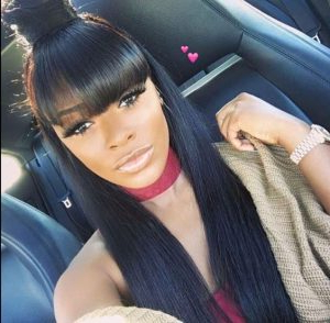 Best Straight Hairstyles For Black Women | | Vipbeauty Hair Intended For Latest Chic Black Braided High Ponytail Hairstyles (View 19 of 25)
