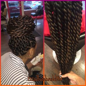 Braid Hairstyles Boho Beauty #Braidstyles In 2020 Intended For Best And Newest Rope Half Braid Hairstyles (View 22 of 25)